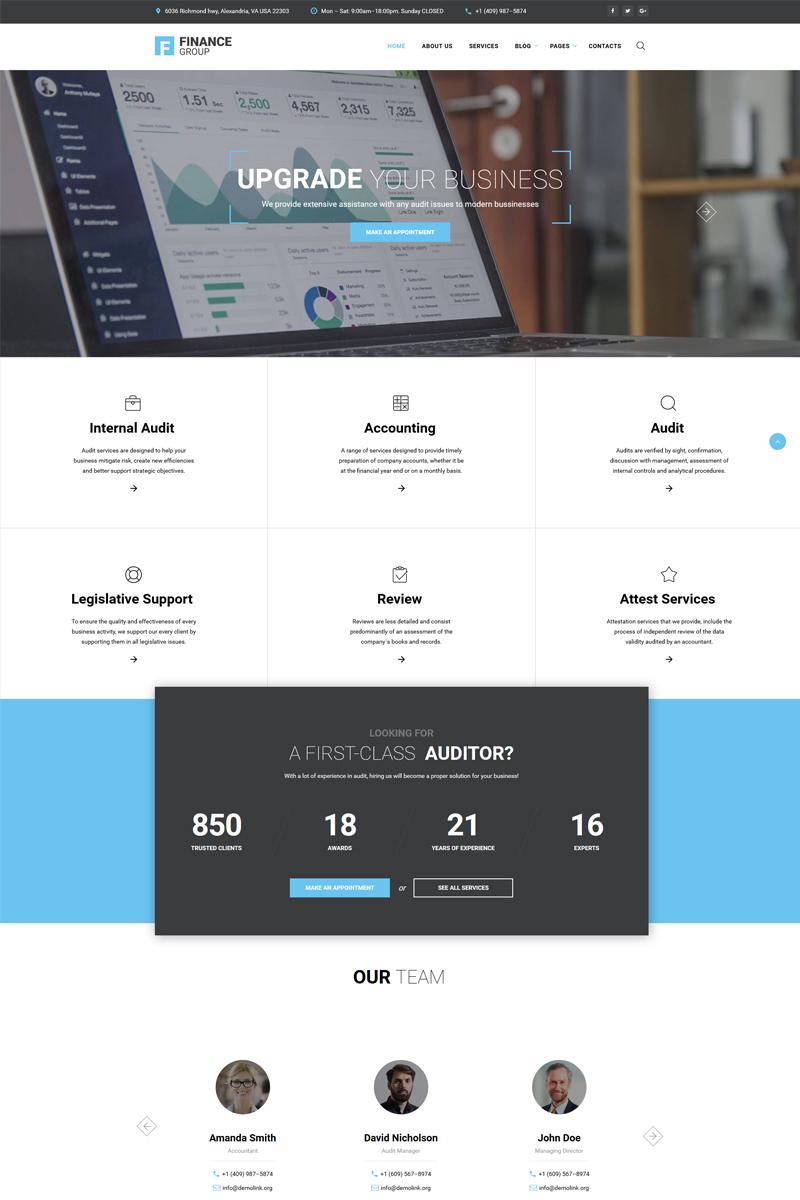 SEO Website Templates Archives - Page 2 of 2 - Zemez HTML