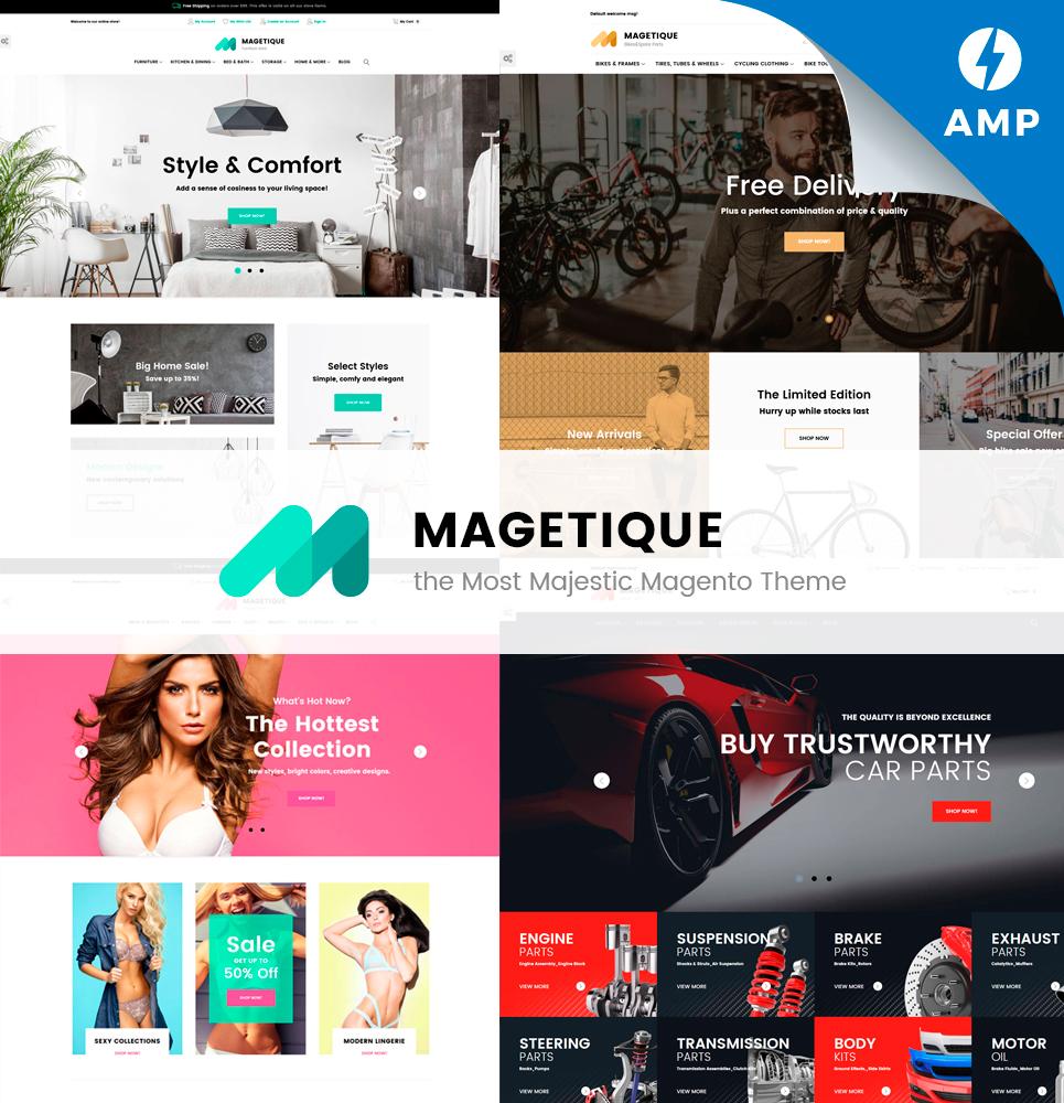 Magetiquie-template-amp