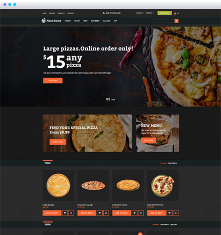 Premium OpenCart Themes and Templates 2018 by Zemez