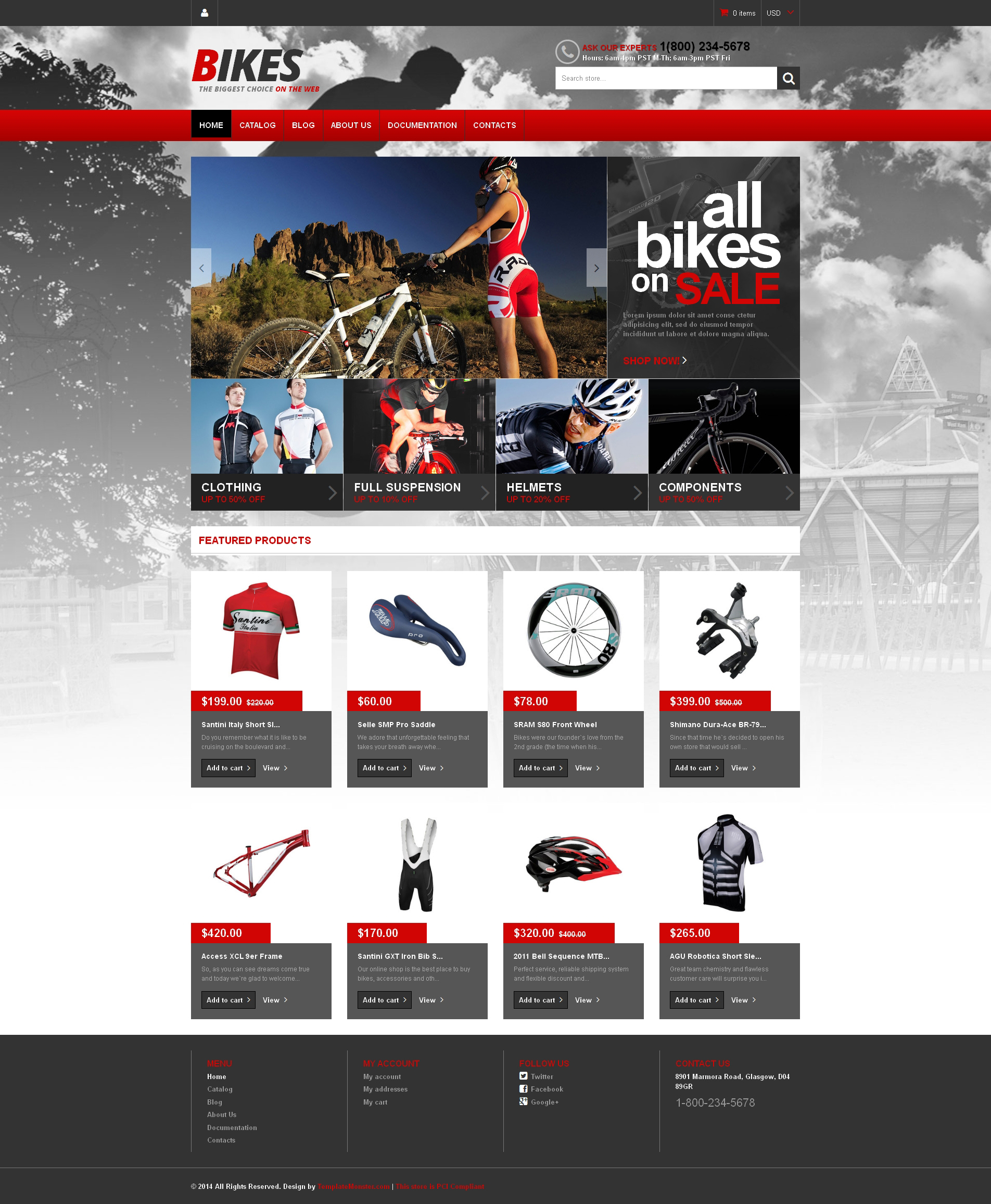 Sport Templates Archives - Page 6 of 6 - Zemez Shopify