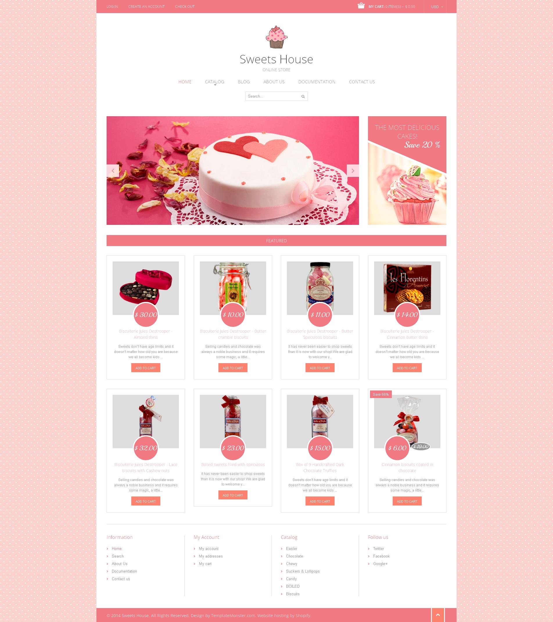 Themes Archive Page 40 Of 44 Zemez Shopify