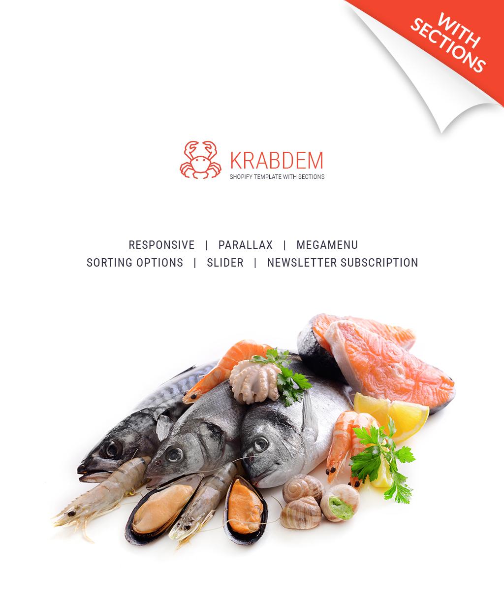 seafood restaurant templates archives zemez shopify