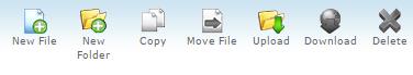 upload WordPress using HostGator file manager