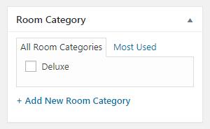 2017 room list 2017 Top