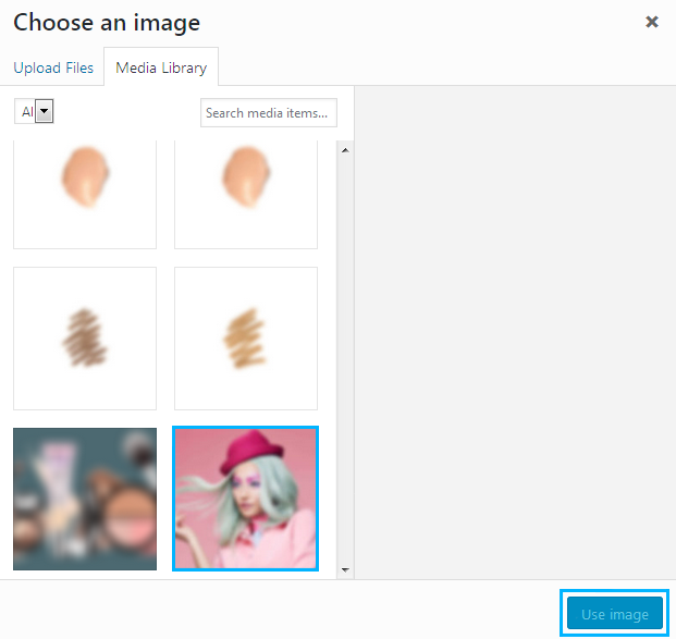 Add Images to Product Categories