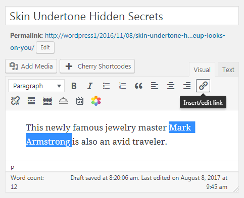 how to make a link open in a new tab