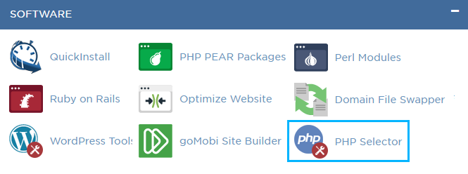 godaddy php version