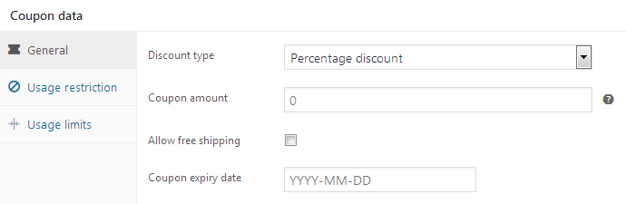 Add Coupons Using WooCommerce Plugin