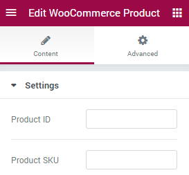 WooCommerce Product JetElements Module for Elementor