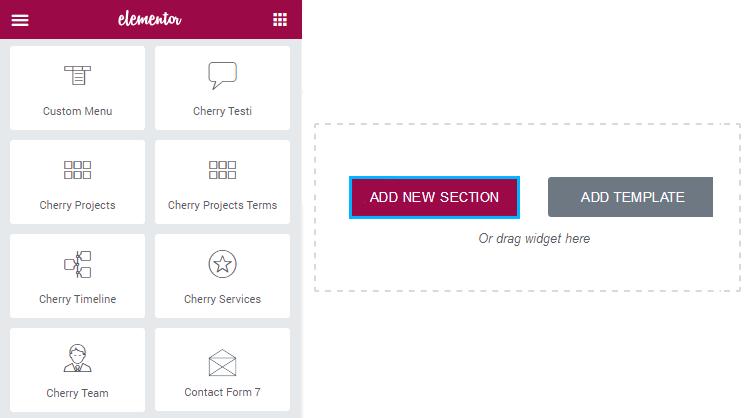 How to Add Custom Menu Using Custom Menu Module for Elementor