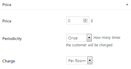 Creating Services Using Hotel Booking Plugin