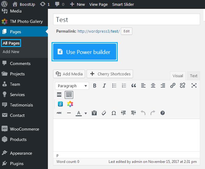 create parallax background using Power Builder