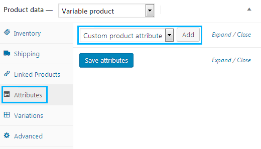 Titorials -How to Create Variable WooCommerce Products