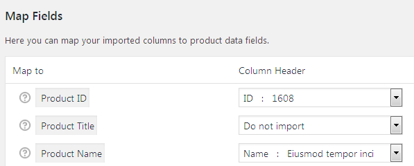 Titorials -How to Import Data From CSV Files - Zemez WordPress