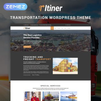 Zemez WordPress Themes for Better Website Building