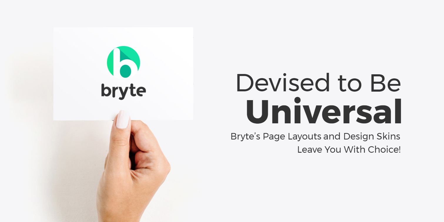 Bright Prospects with New Bryte WordPress Theme