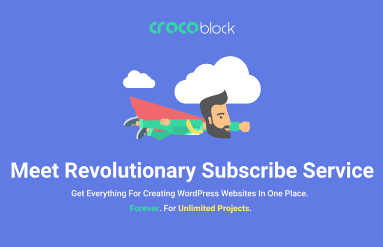 CrocoBlock Subscription Service Comes Back Renewed!