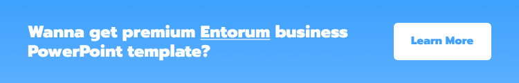 purchase Entorum powerpoint business template