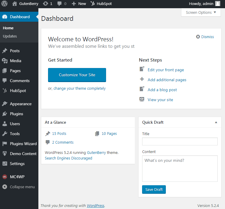 How To Find Out What Wordpress Version You Are Using On Your Website