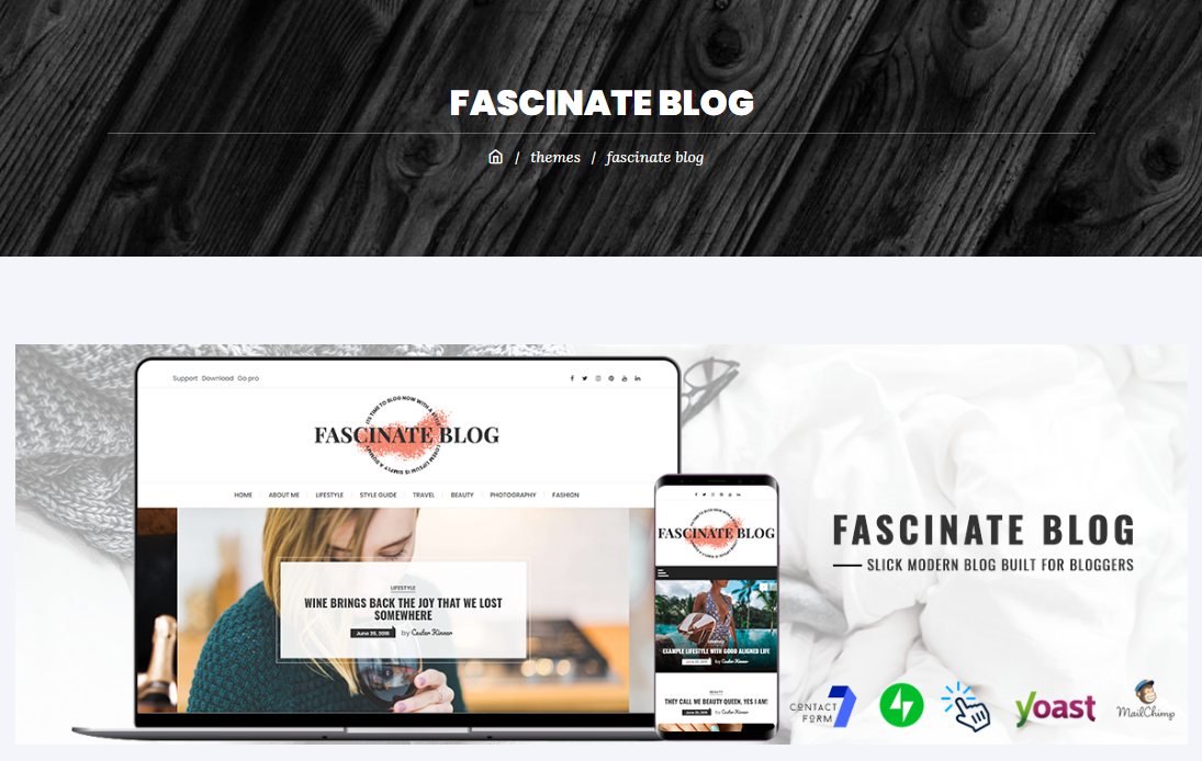 Fascinate Pro