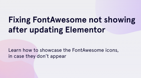 font-awesome