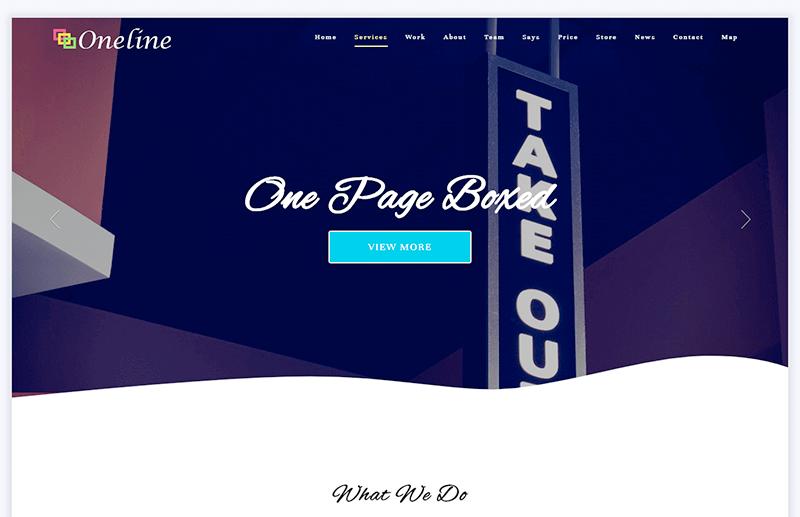oneline-them