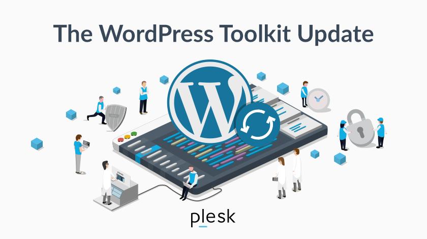 Plesk WordPress Toolkit 4.4
