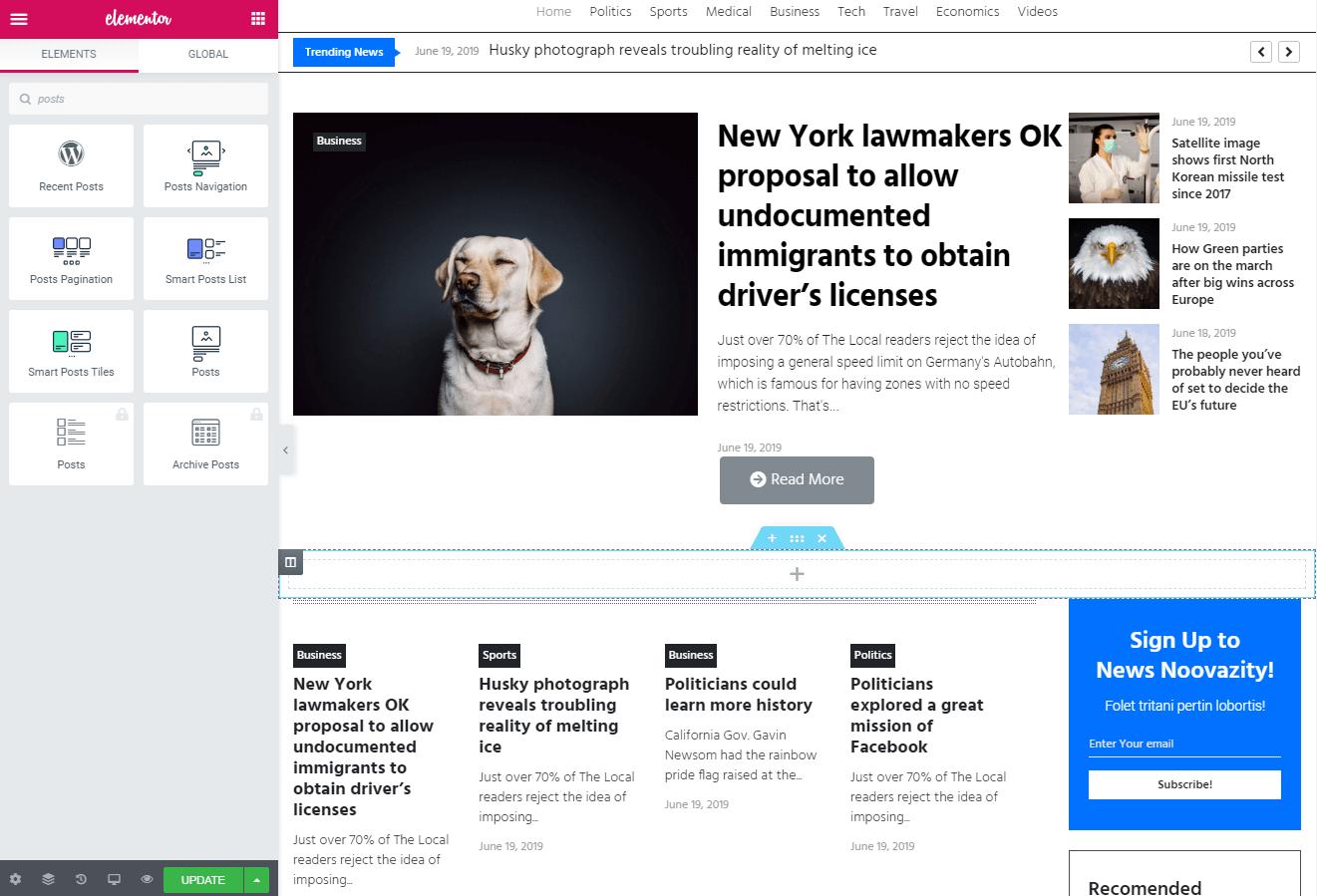 open-editor