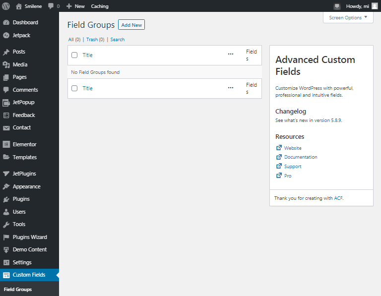 how to add custom meta field in wordpress
