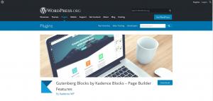 WordPress Gutenberg blocks plugins