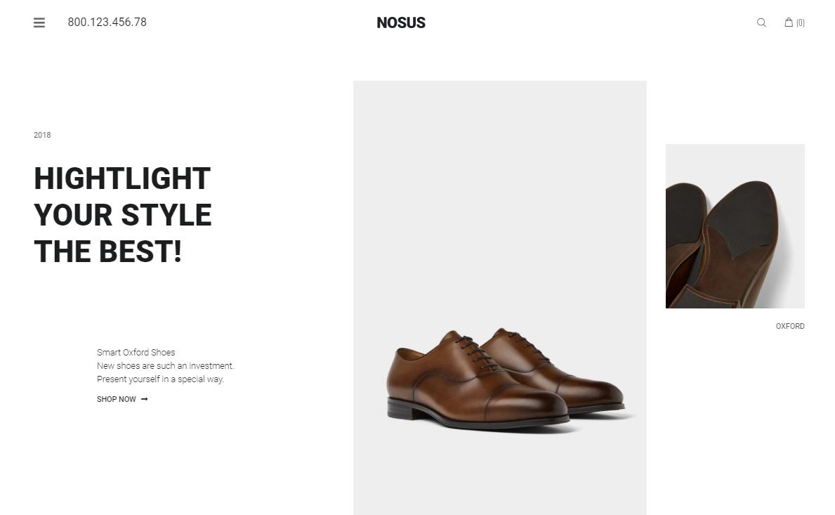 wordpress fashion ecommerce themes