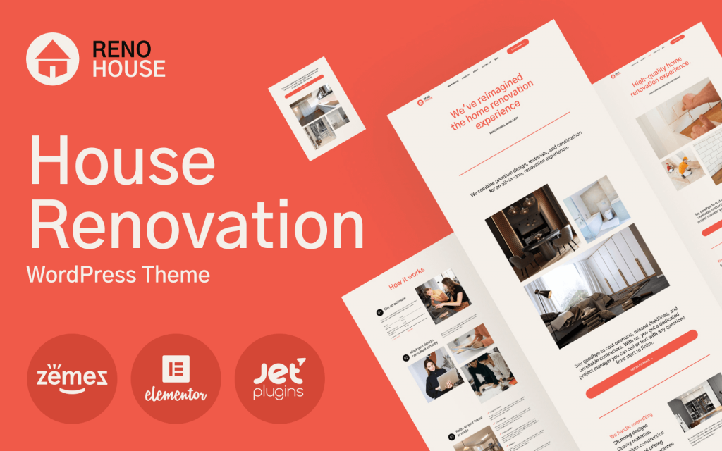 Best construction themes for WordPress.