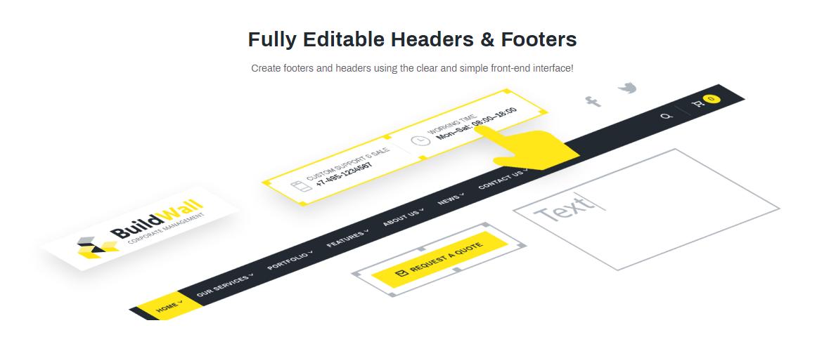 Headers & Footers