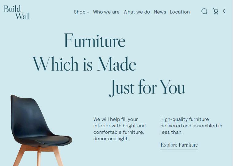 furniture skin