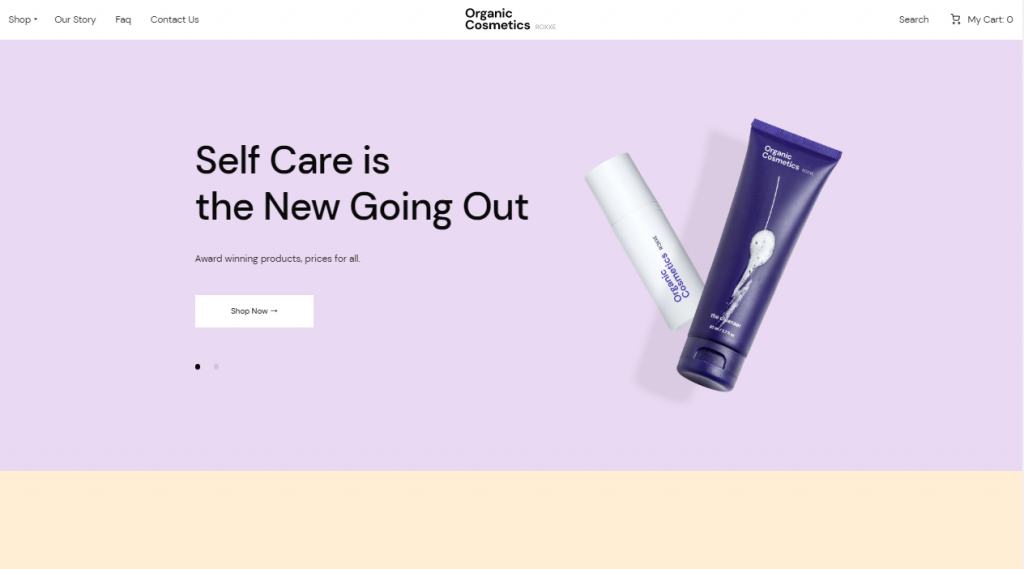 multipurpose responsive WooCommerce theme
