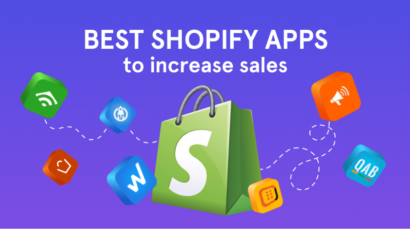 best Shopify apps to increase sales