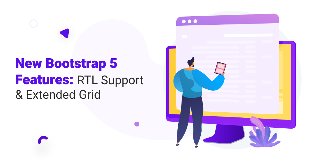 RTL Support & Extended Grid