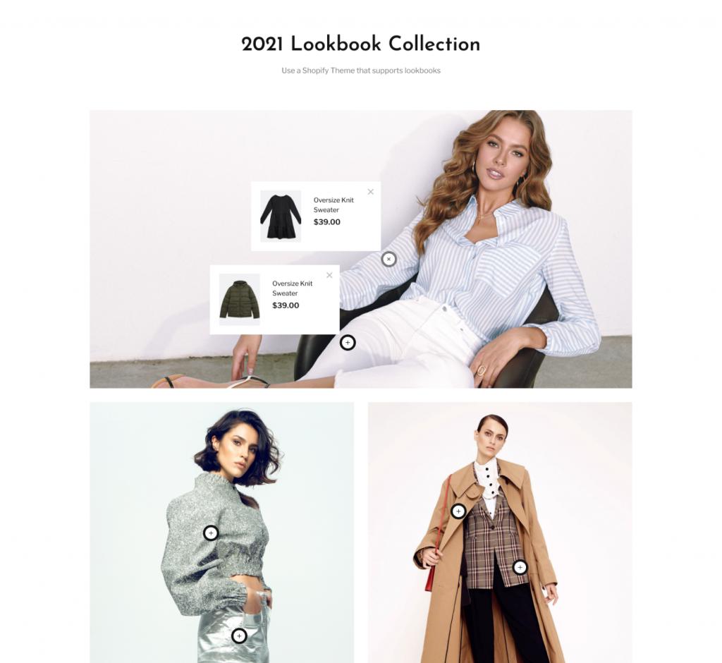 Shopify theme for fashion