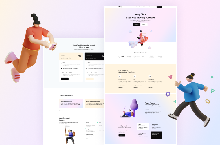 Best WordPress Themes for Consulting Business 2021