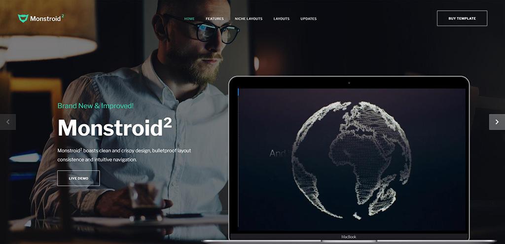Monstroid2 - Multipurpose Bootstrap 5 Premium Templates